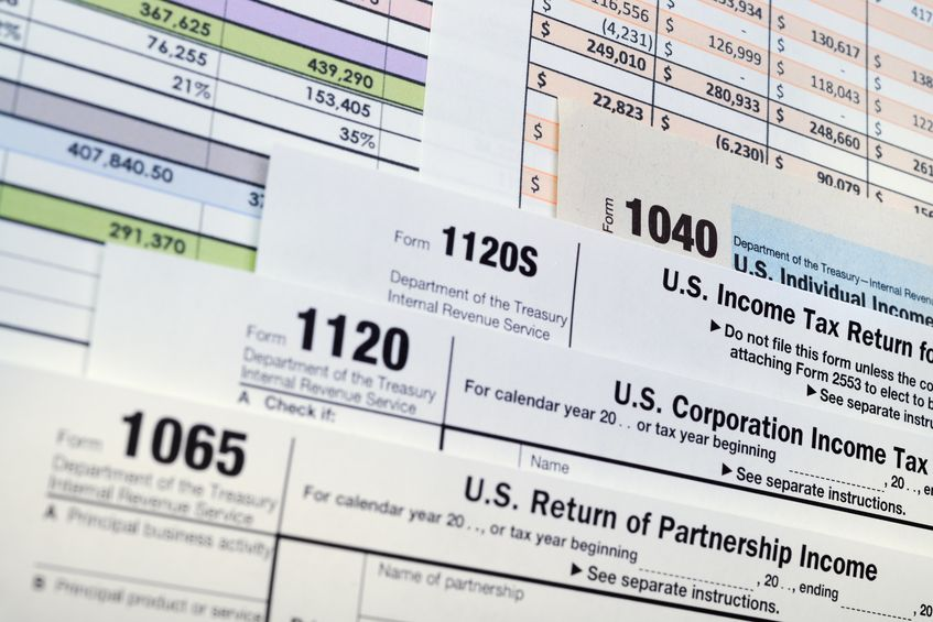5 Tax Return Steps for Small Businesses!