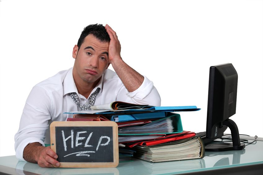 4 Things that Stress Out Small Business Owners!